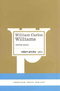 Cover of William Carlos Williams: Selected Poems