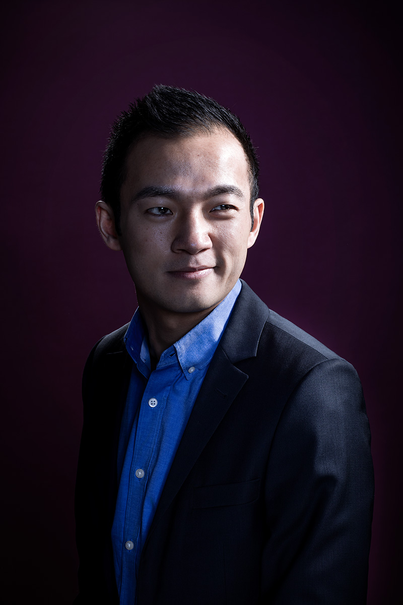 Portrait of John Ngo