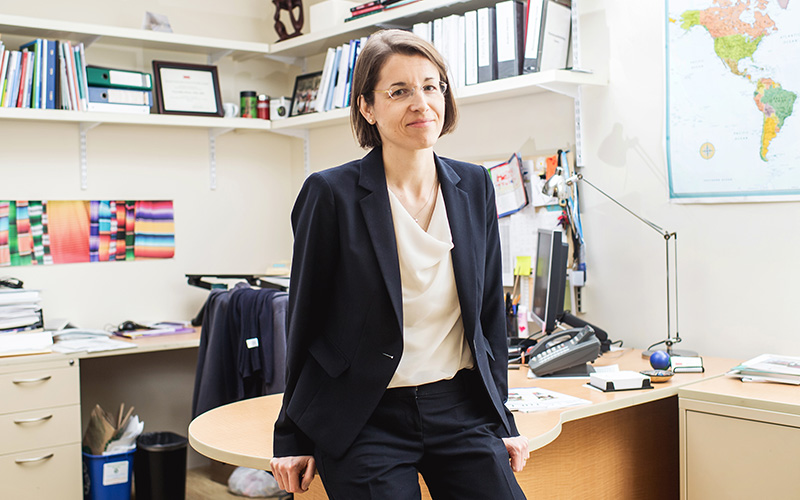 Even when the origin of a medicine is known, says Veronika Wirtz, questions may remain about its risk. Countries have different ideas about what makes a good manufacturing practice standard.