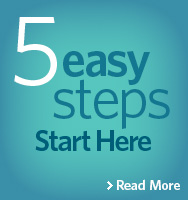 5 easy steps start here.