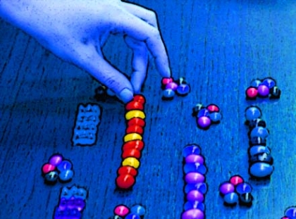 Obsessive Compulsive Disorders are characterized by repetitive behaviors such as sorting. (Photographic Illustration)