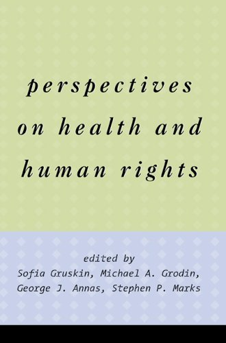 Cover: Perspective on Health and Human Rights