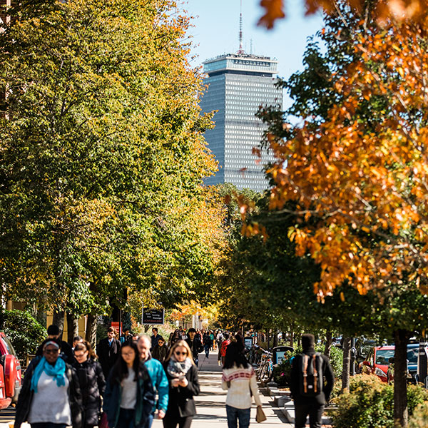 Living in Boston | Admissions