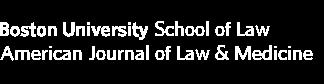 American Journal of Law & Medicine