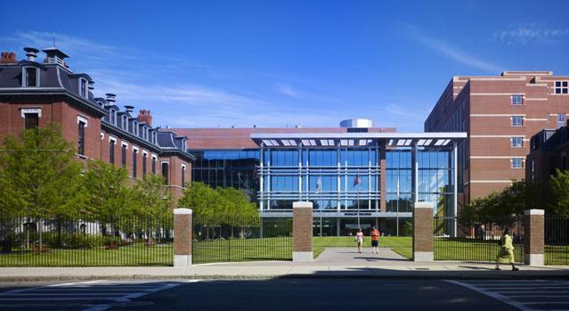 Moakley Building
