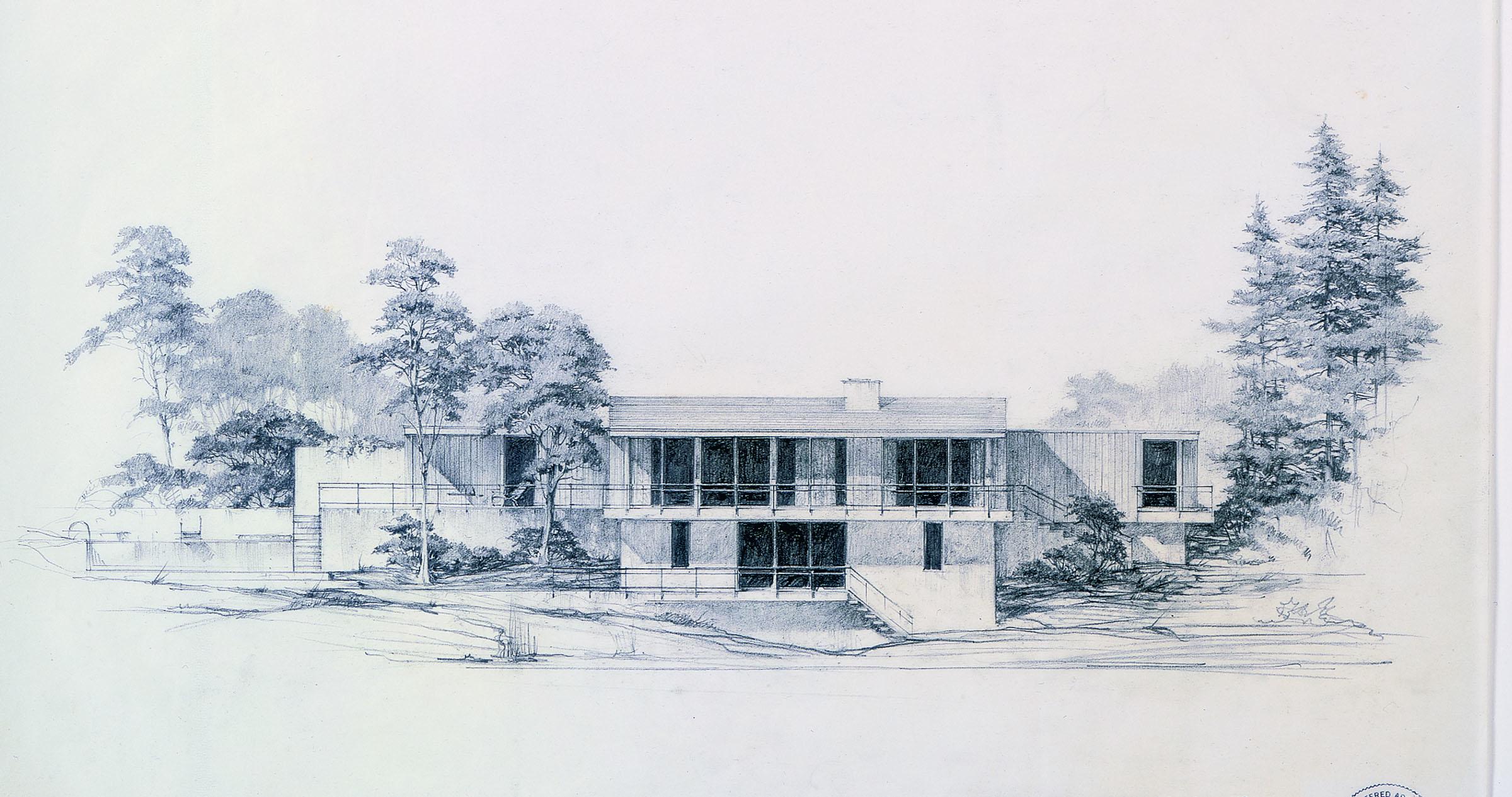 Black Residence | Boston University Art Galleries