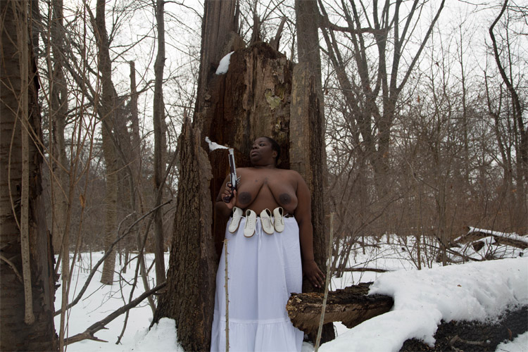 Nona Faustine, Lobbying The Gods For A Miracle, 2016