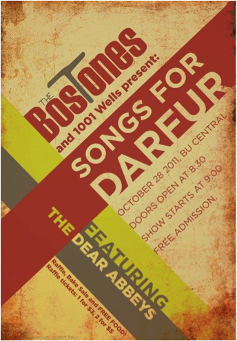 Songs For Darfur- My First A Cappella Night » Arts Initiative   Blog