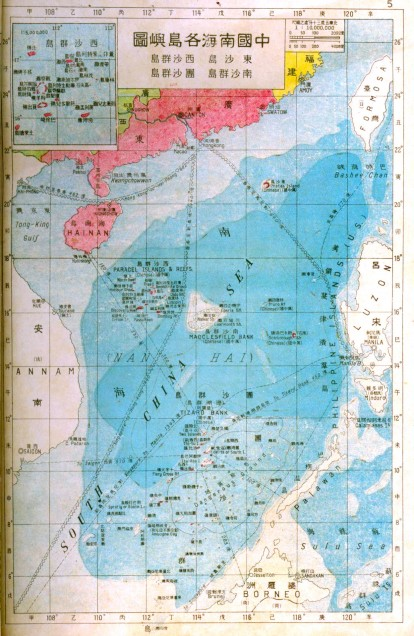 Asia Maps: Digital Collections | Center for the Study of Asia
