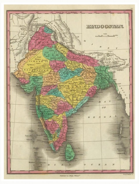 Asia Maps Digital Collections Center For The Study Of Asia - Us-army-maps-india