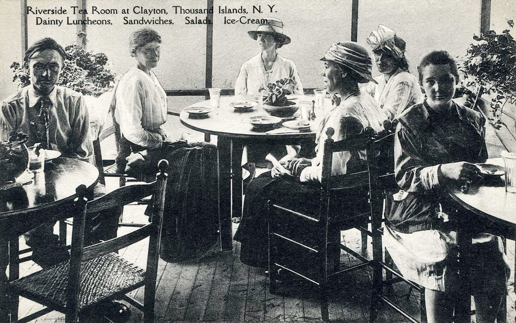 From Patrons to Chefs, a History of Women in Restaurants