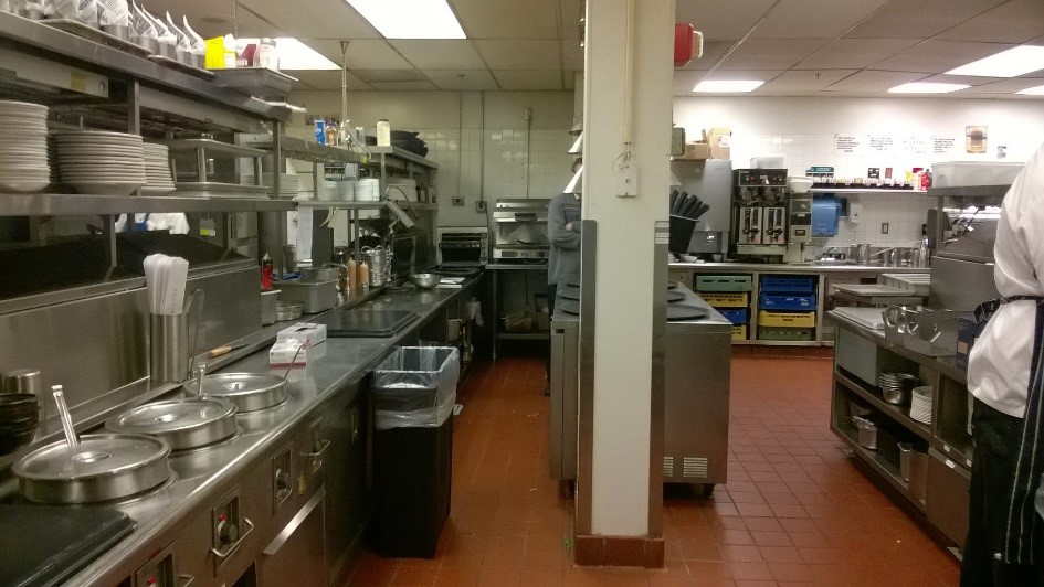 Kitchen Organization In Full Service Restaurants Reducing Heat And Stress Boston Hospitality Review Boston Hospitality Review