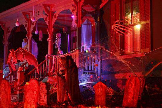 How Did Halloween Get Started?   Bostonia   BU Alumni Magazine