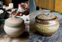 Pottery by Joan Lederman