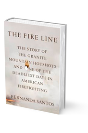 Cover: The Fire Line