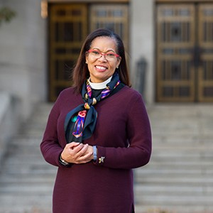Photo of Rev. Karen Coleman
