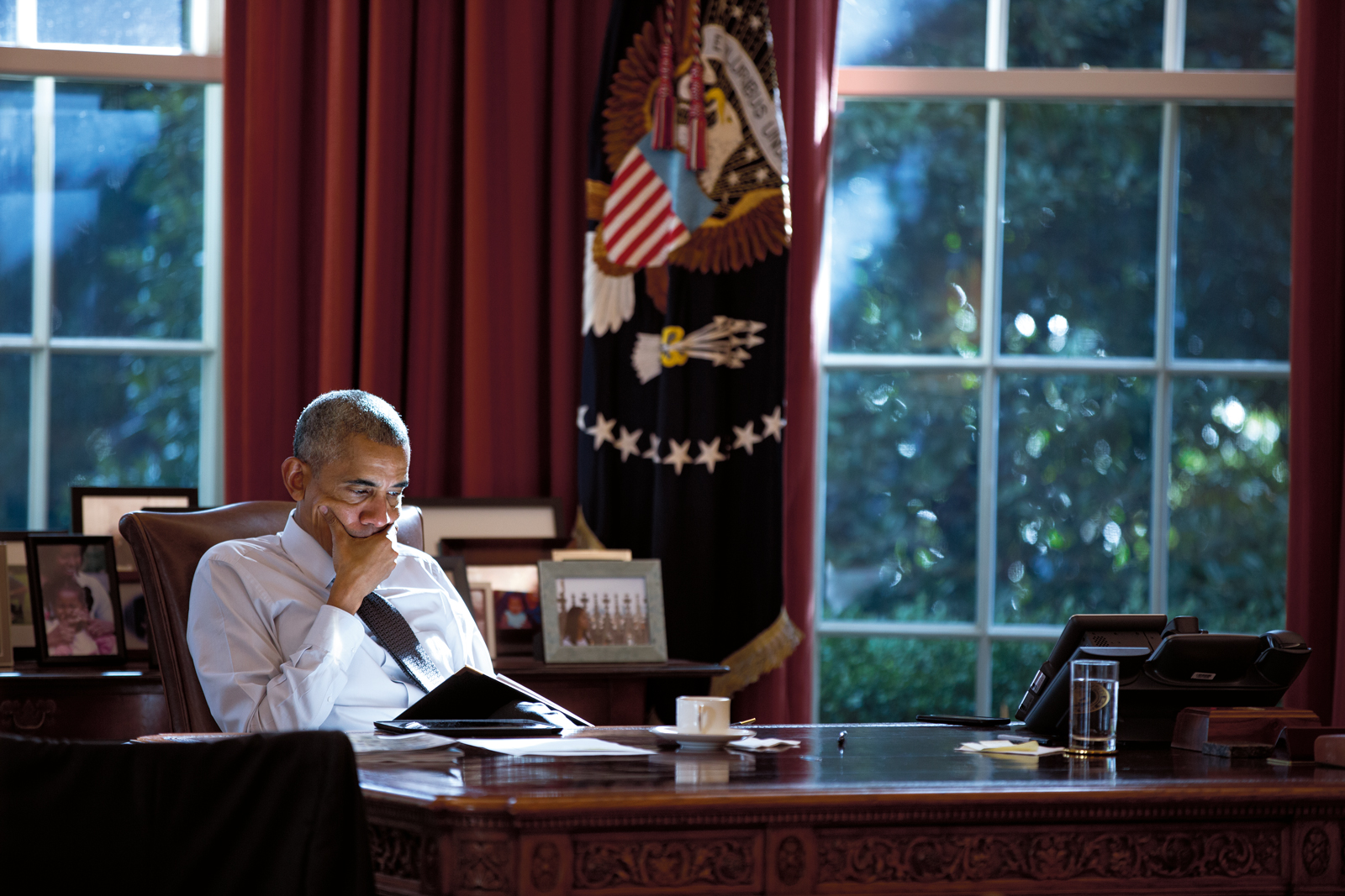 Obama: An Intimate Portrait | Bostonia | BU Alumni Magazine