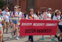 A new task force, aimed at making BU more LGBTQIA-inclusive for faculty and staff, is collecting ideas for a plan to improve programming, recruitment, retention, professional development, and network-building for the University community. Photo courtesy of the BU LGBTQIA Task Force