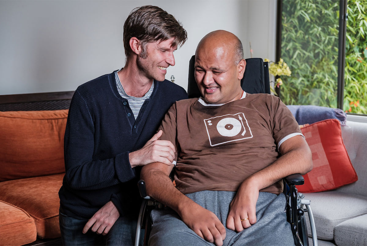 Rahul Desikan's Quest to Find Out What Causes ALS | Bostonia | BU