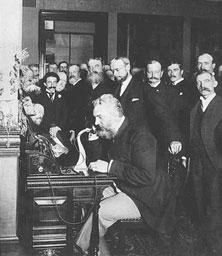 Bell's telephone