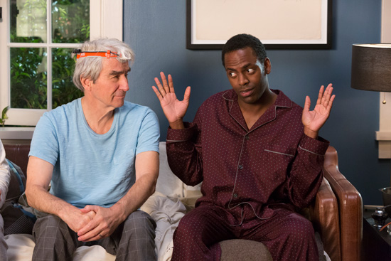 Image result for bud's apartment grace and frankie