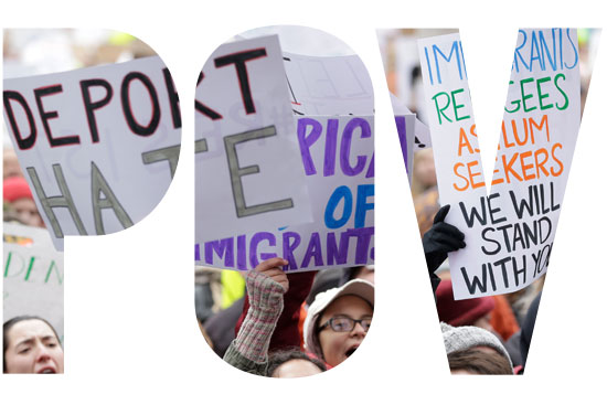 Brown Robert Trump S Travel Ban Diminishes Our Nation