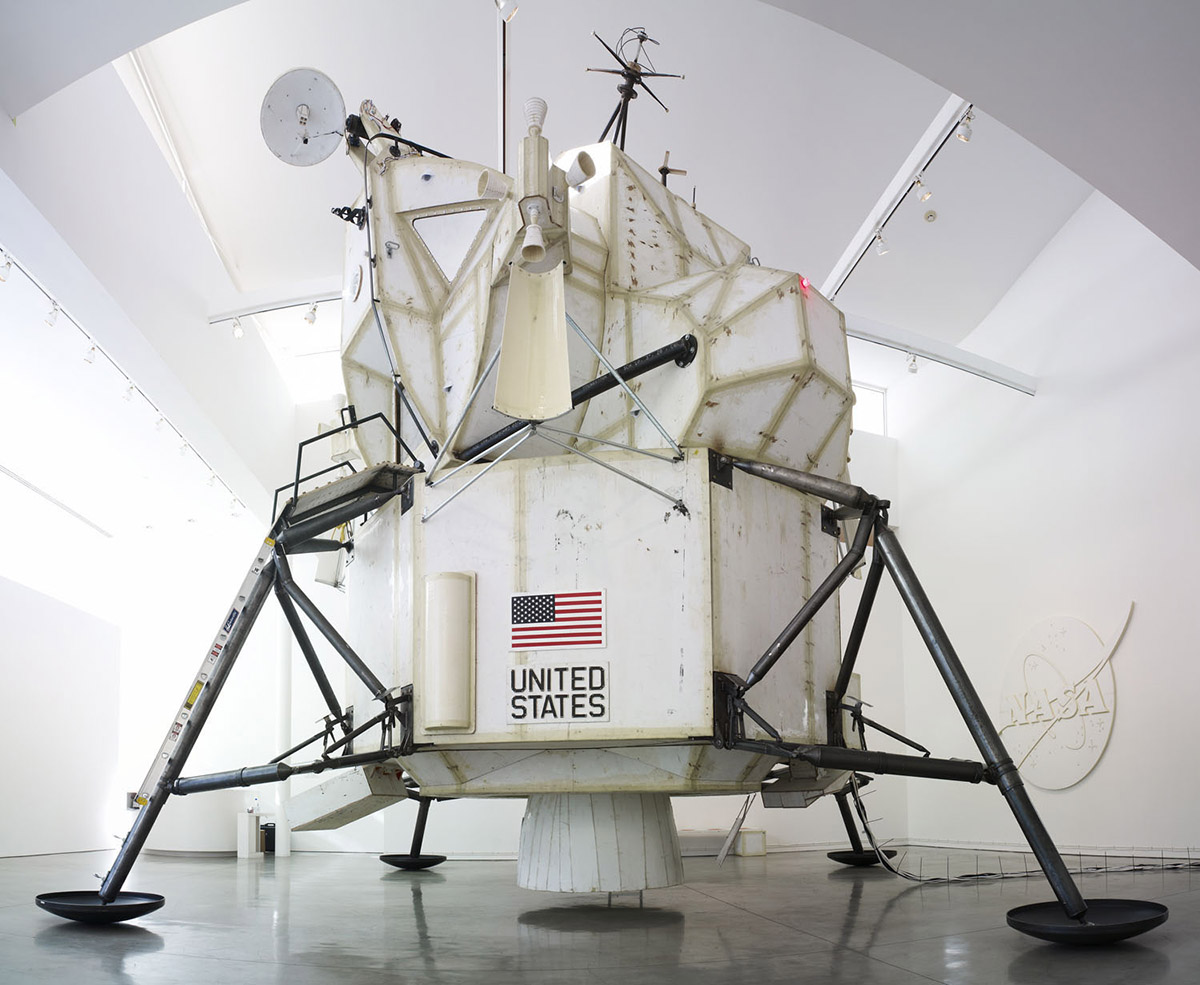 Tom Sachs sculpture