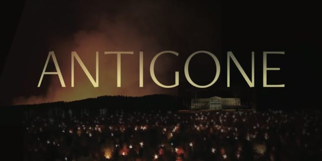 Booth Theatre S Inaugural Season Culminates With Antigone
