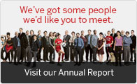 Visit the 2013 Annual Report