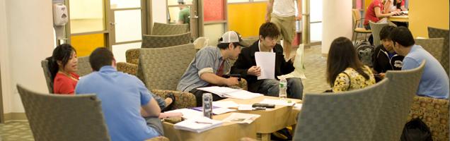BU Students Collaberate