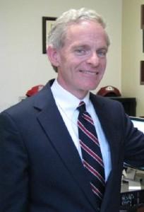 Professor Thomas Whalen, Professor of Social Sciences.