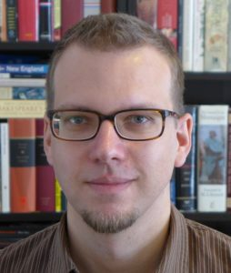 Matt Stokes, Professor of Humanities.