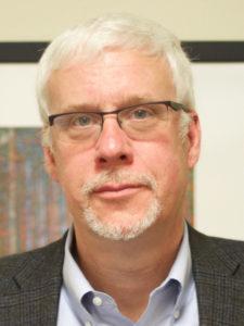 Professor Adam Sweeting, Professor of Humanities.