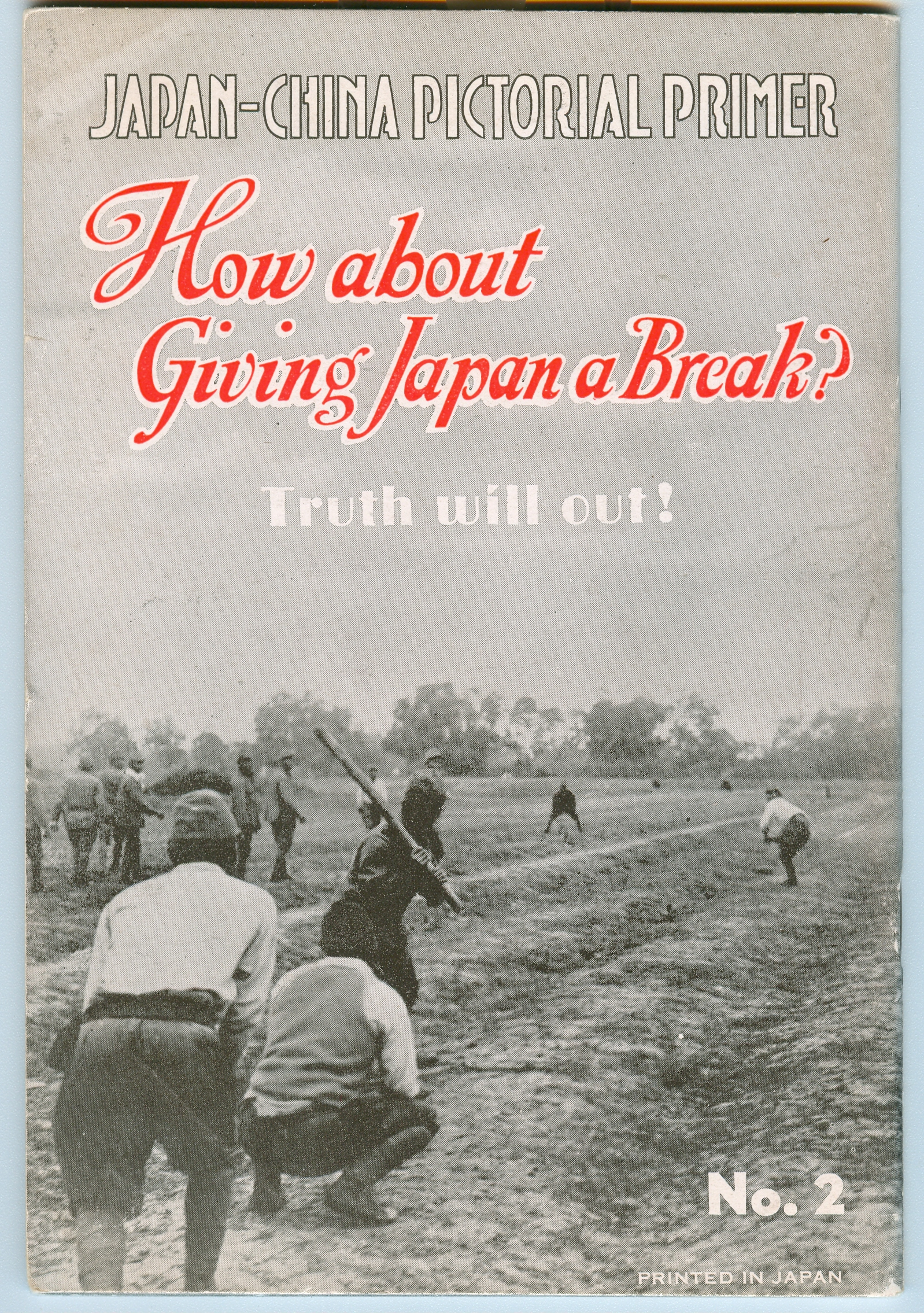 A Q&A with June Grasso: Japanese Propaganda Aimed at Americans