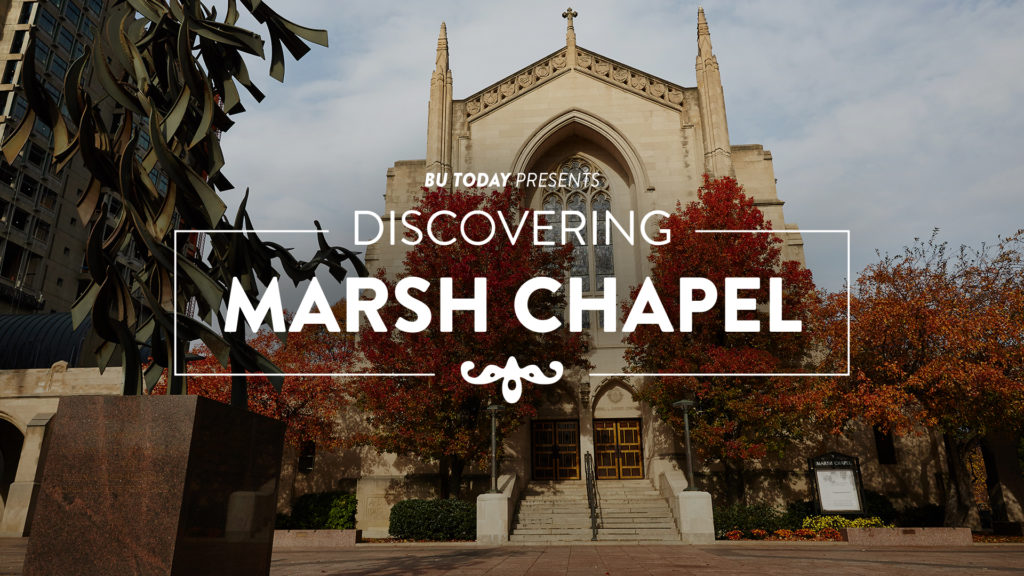 Discovering Marsh Chapel