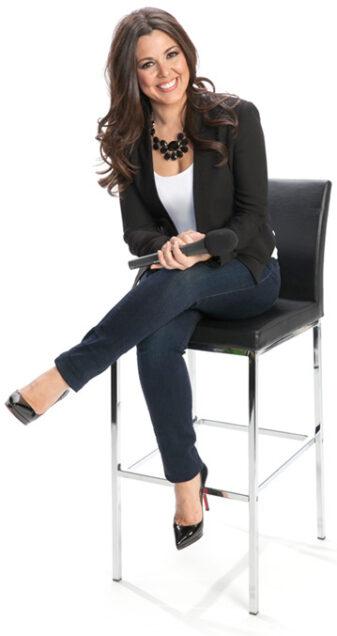 Elisa DiStefano, News 12 Long Island   College of Communication