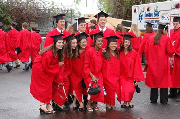 Bu Graduation 2020.Archives 2007 Commencement 2020 Boston University