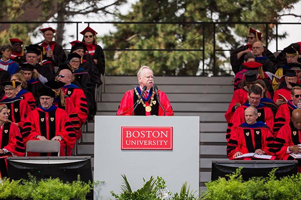 Bu Graduation 2020.Archives 2018 Commencement 2020 Boston University
