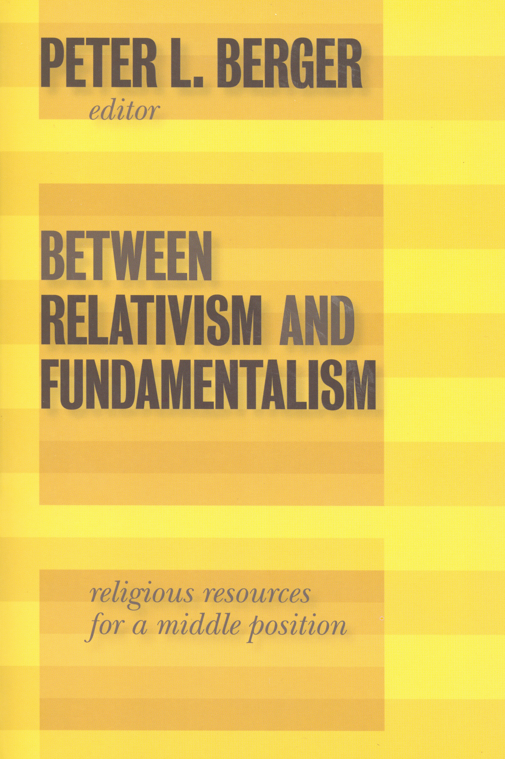 The Challenge of Cultural Relativism Essay
