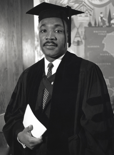 The Dr Martin Luther King Jr Cataloguing And Electronic Finding Aid Project