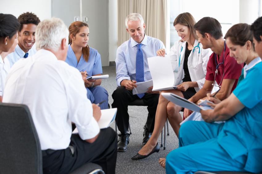 Interprofessional working collaboration