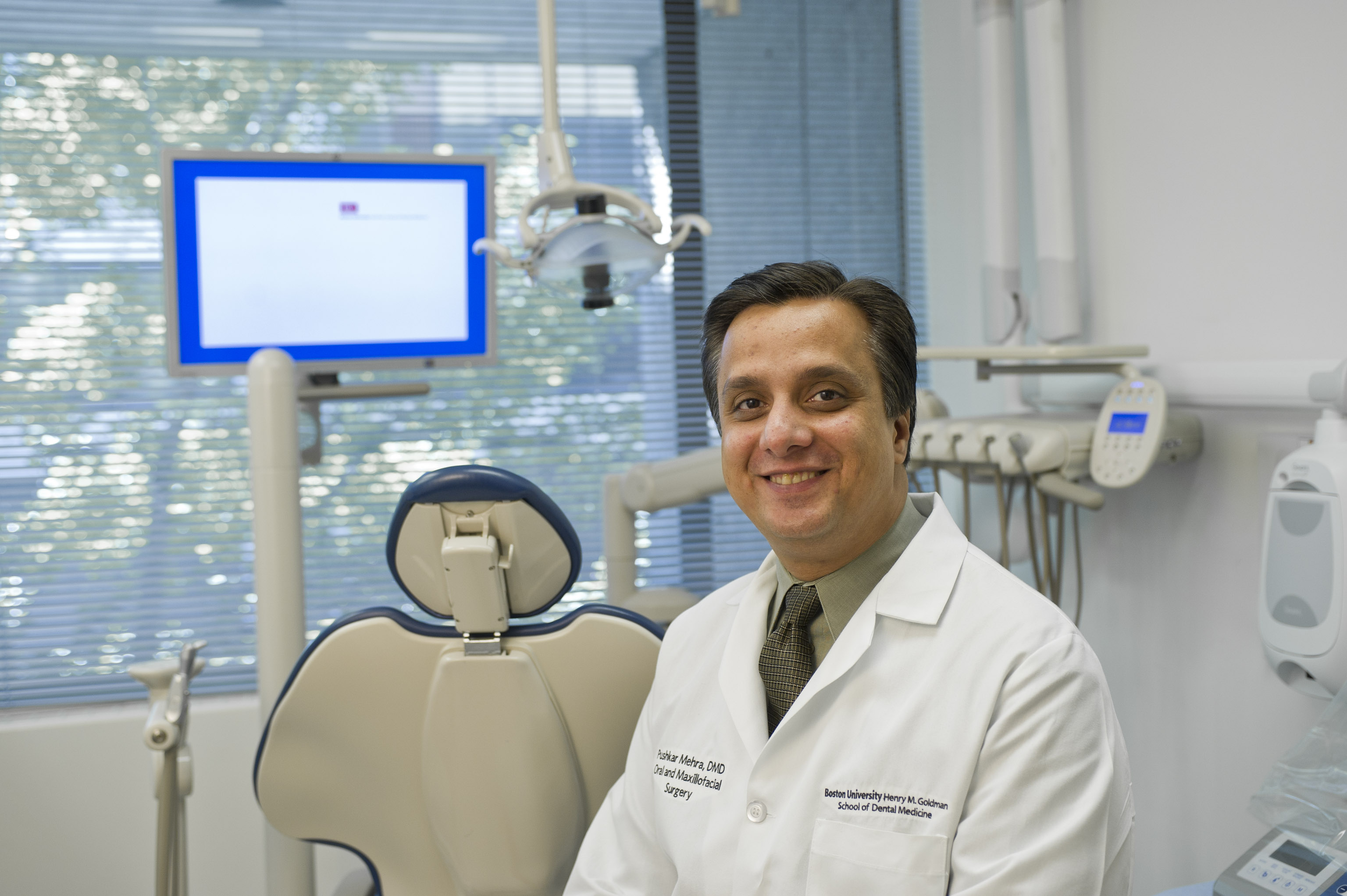 Oral And Maxillofacial Department Featured In Bu Today