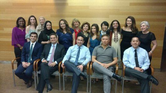 Department of Pediatric Dentistry Holds Graduation Dinner | Dental