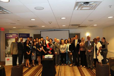 GSDM Alumni Meet at Annual ADA Meeting in Atlanta | Dental