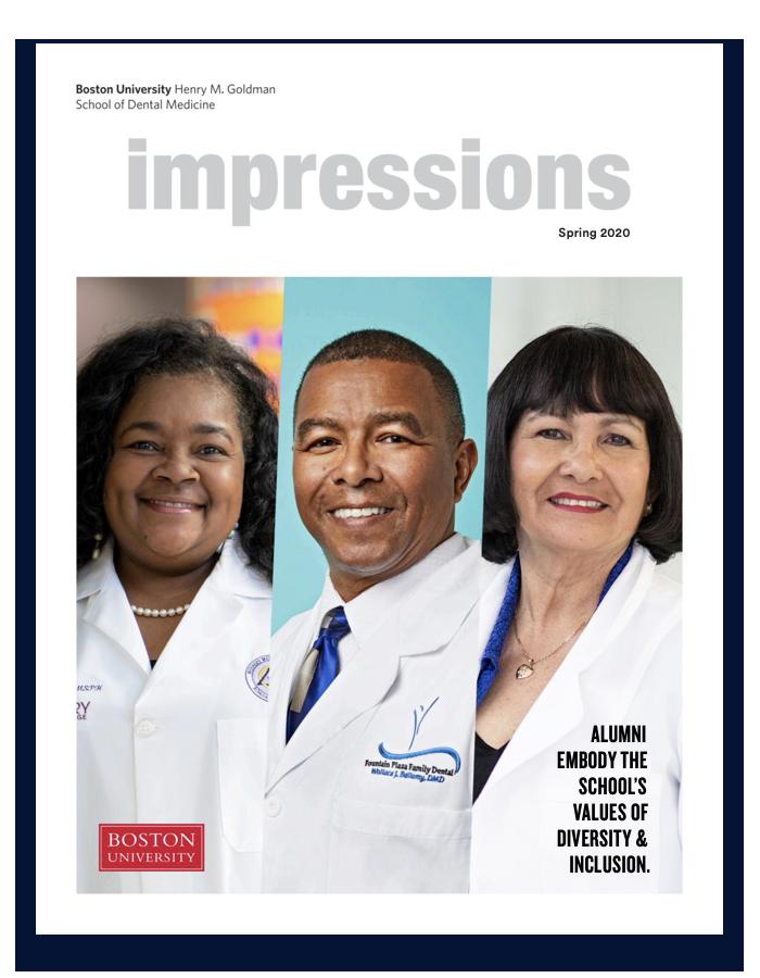 impressions magazine