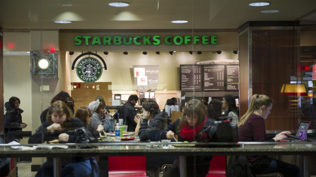 Starbucks | Dining Services