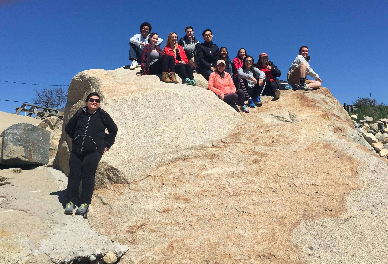 Cape Cod Field Trip » Earth & Environment | Blog Archive