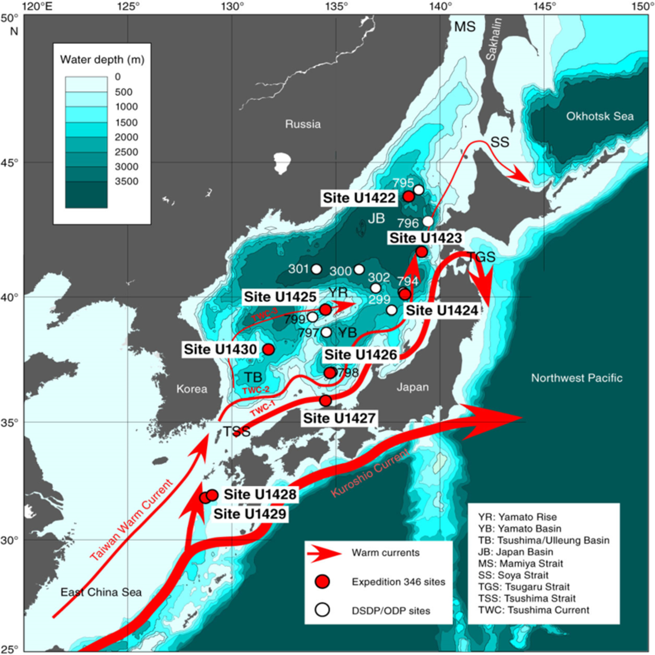 PhD candidate Chloe Anderson publishes on sediment in the East China ...
