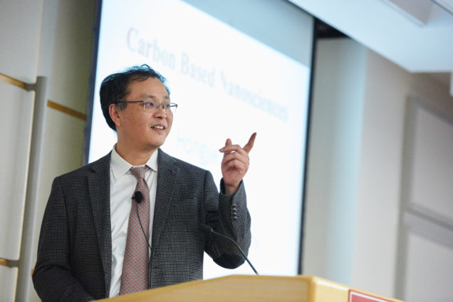 Professor Honghie Dai