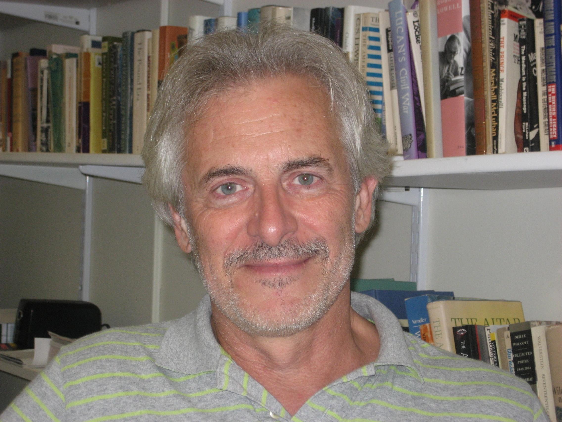 Professor Laurence Breiner, Professor of English.